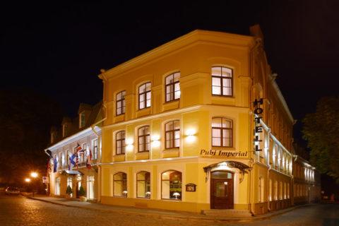Hotell Imperial Tallinnas