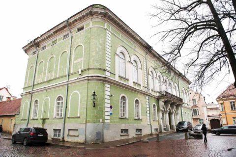 Eestimaa Rüütelkonna hoone